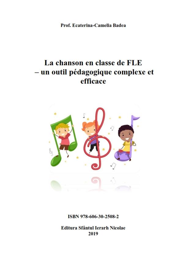 La Chanson En Classe De Fle Un Outil Pedagogique Complexe