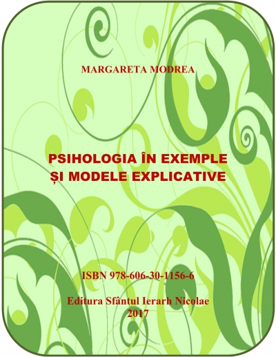 Psihologia în exemple și modele explicative (eBook)